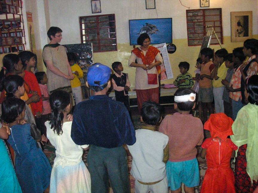 TalimiHaqSchoolDec2005